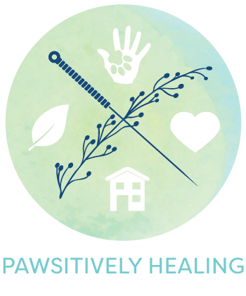 Pawsitively Healing Logo