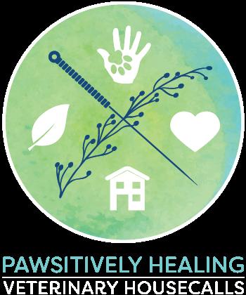 Pawsitively Healing Logo